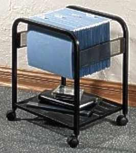 Fold 'N Roll Metal & Mesh Cart