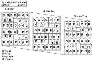 Pallet schematic
