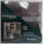 Shelf Savers Starter Kit packaging, front