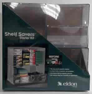 Shelf Savers Starter Kit packaging, front