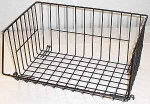 Shelf Savers Extra Capacity Wire Stacking Basket