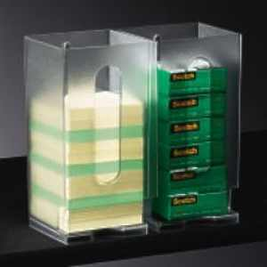 Shelf Savers Note Dispenser
