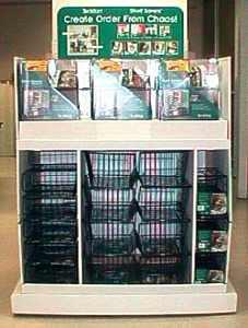 Shelf Savers pallet, side 2