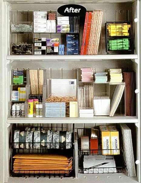 Original Shelf Savers Sell Sheet, after image