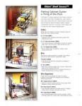 Original Shelf Savers Sell Sheet, wire products