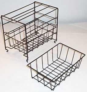 Shelf Savers Wire 2-Drawer