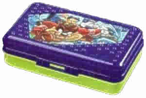 SpaceMaker Looney Tunes licensed school box