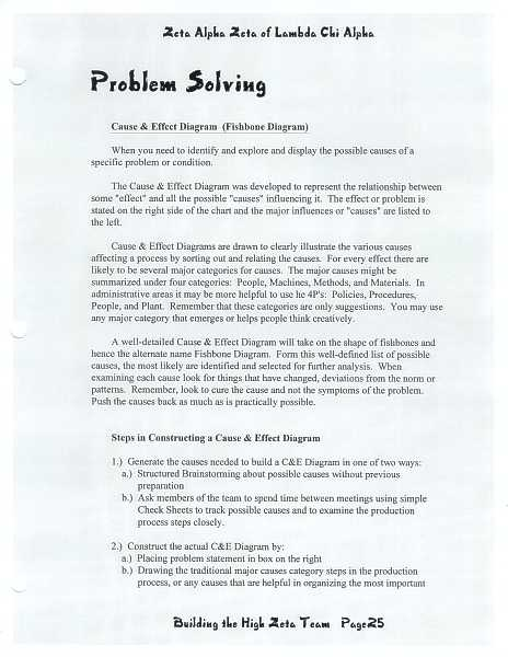 High Zeta training manual, page 24