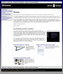 2004 Website Homepage