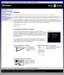 2004 Website Homepage