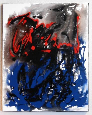 Painting: Red Cavatina