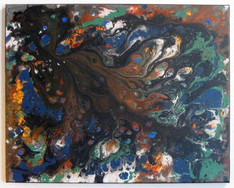 Painting: Entropy