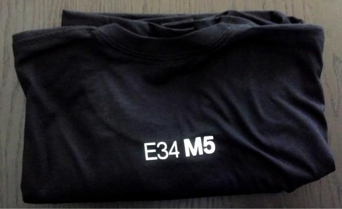 M5 T-Shirt Back