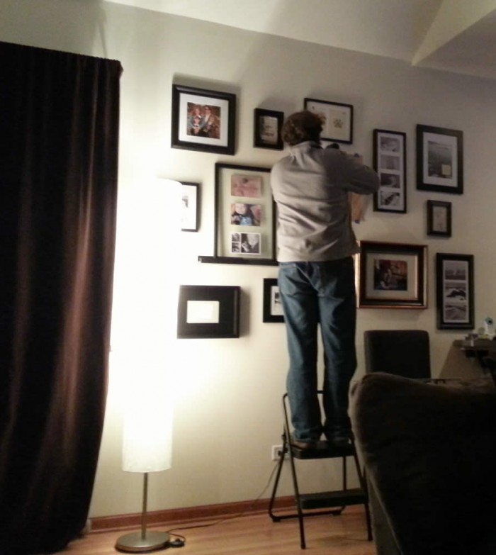 Photo Wall Hanging Frames