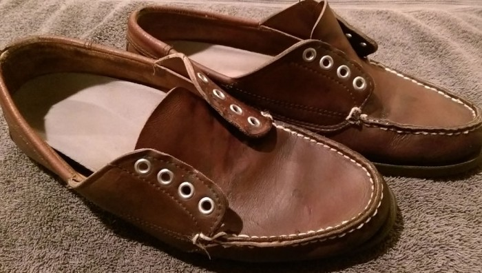 Mink Oiled
